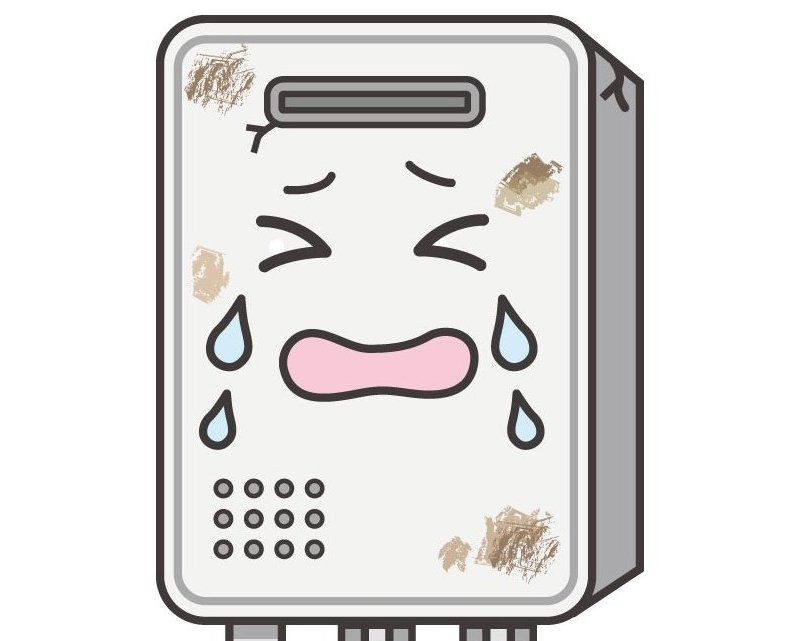 給湯機が水漏れ!リスク回避できる応急処置と原因別の正しい対処とは