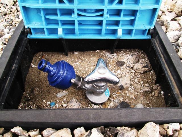 水栓柱・散水栓の水漏れ修理方法|交換するときのチェックポイント