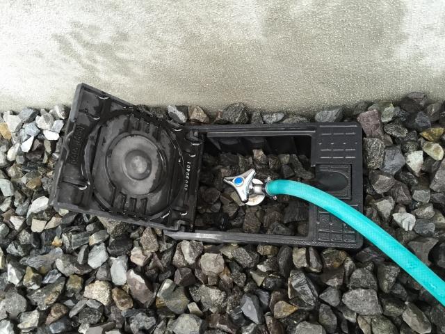 散水栓と立水栓はあると快適|DIYの設置・交換は難易度高めで注意