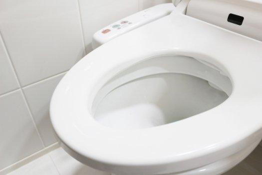 トイレの逆流原因1|便器の奥のトラブル