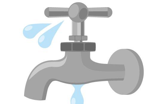 洗濯機の蛇口で水漏れが起こるのは主に4箇所