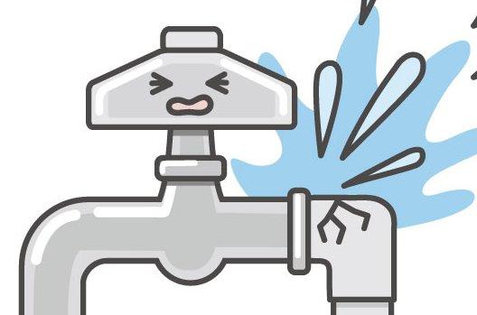 蛇口から水漏れ発生!賃貸の場合の連絡先・費用の負担者について