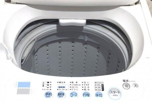 洗濯機に入れすぎると故障につながる!洗濯物の適量を解説