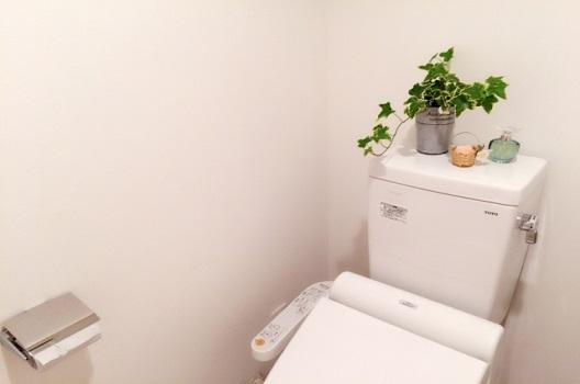 トイレの水漏れ