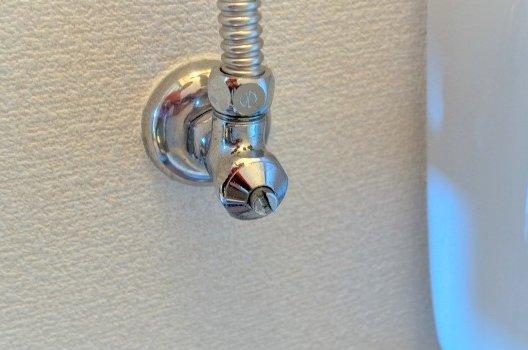 修理の前に止水栓を閉めよう