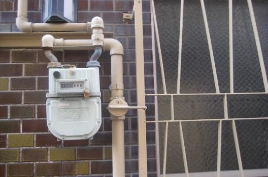 水道メーターのある場所