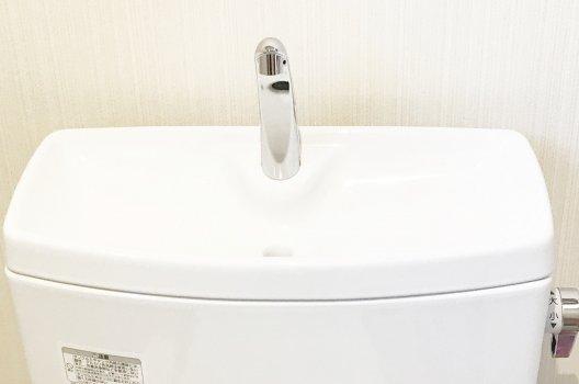 1.手洗い管から水が止まらない