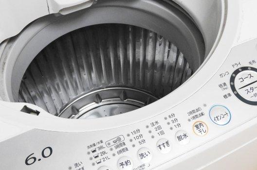 洗濯機の取り外し方法